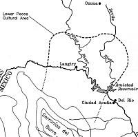 Lower Pecos Canyonlands