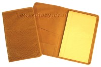 Buy Exotic Print Leather Junior Letter Legal Pad Holders