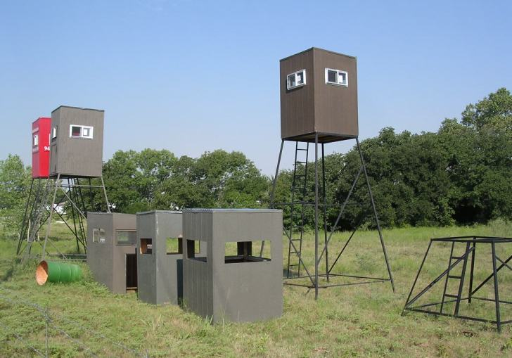 Bow Hunting Tower