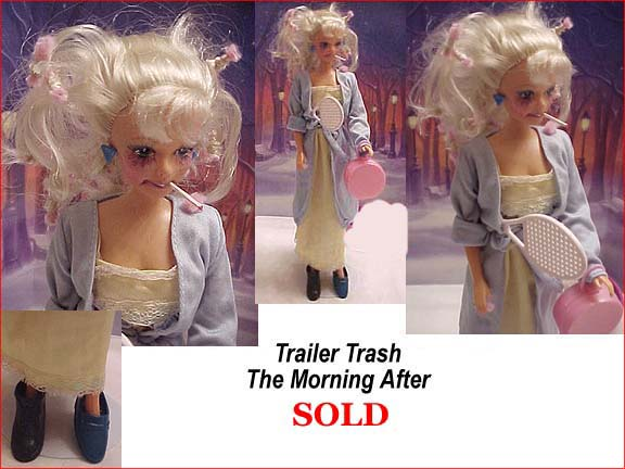 Texas Trailor Trash from Texas Doll Designs