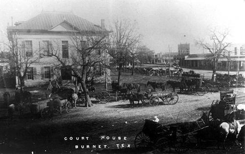 Burnet County Courthouse Burnet Texas