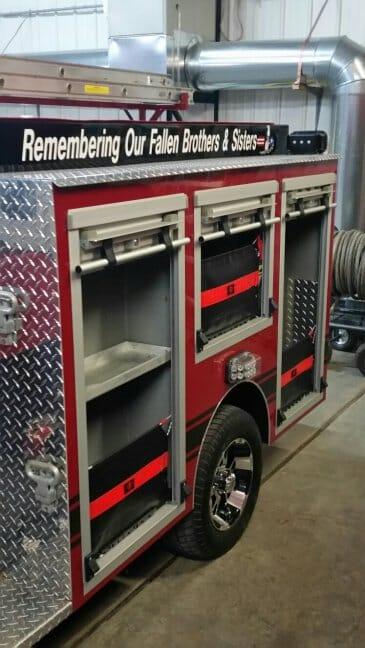 Ez Go Custom Fire Truck Texas Fire Trucks
