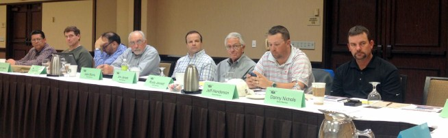 2014 Winter Board Meeting Photo 2