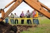 Interviewing excavator 2