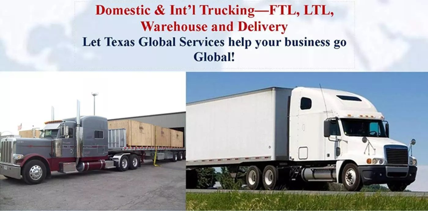 Trucking - Houston Trucking - Trucking Houston - Truck Broker - truck shortage
