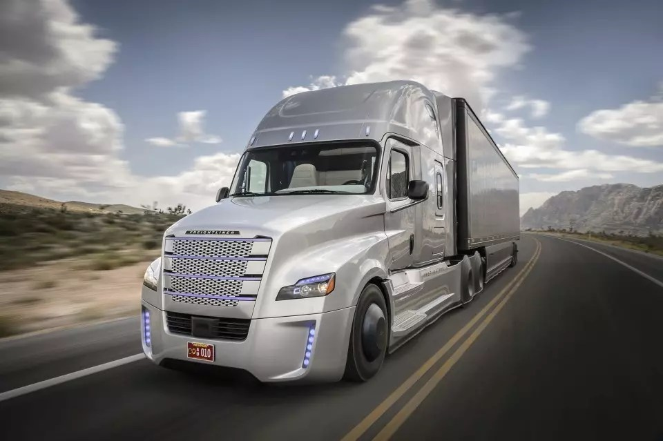 Self-Driving Big Rigs in Nevada, your thoughts?