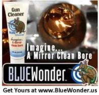 Blue Wonder Advertisement
