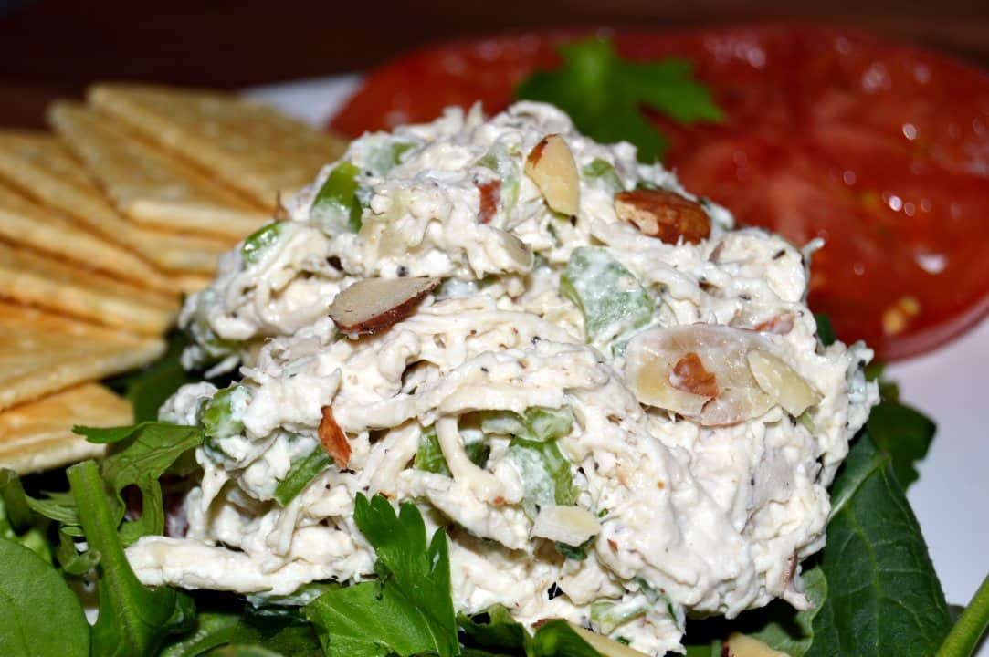 My Best Selling Chicken Salad - Simple, flavorful, and absolutely delish!