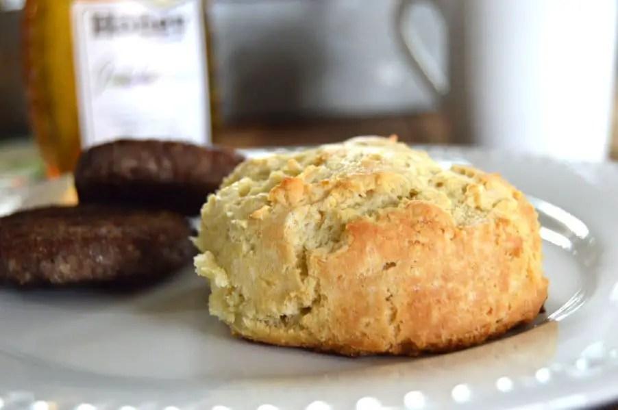 gluten free buttermilk biscuit