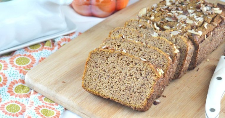 Chai Pumpkin Bread – Low Carb, GF, Keto