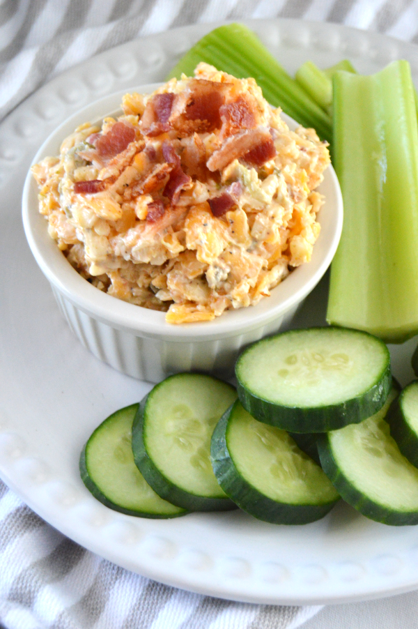 Jalapeno Popper Pimento Cheese