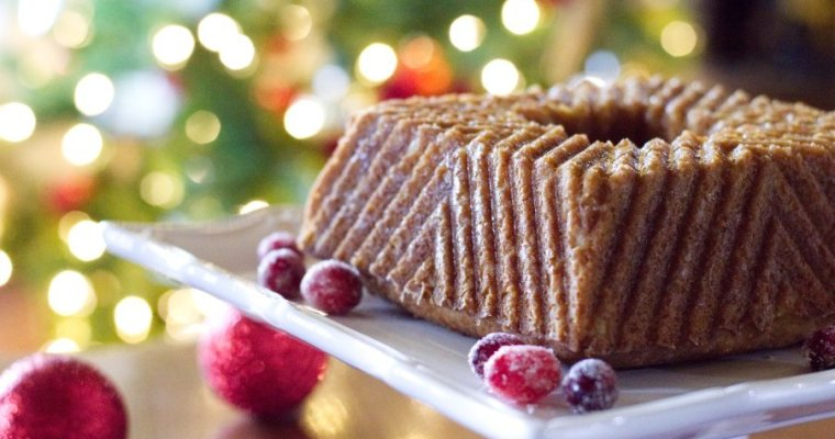 Buttered Rum Cake – Keto, Low Carb, GF