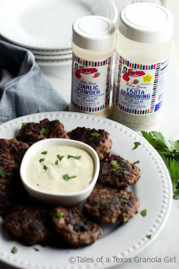 Jalapeno Hamburger Steak Bites