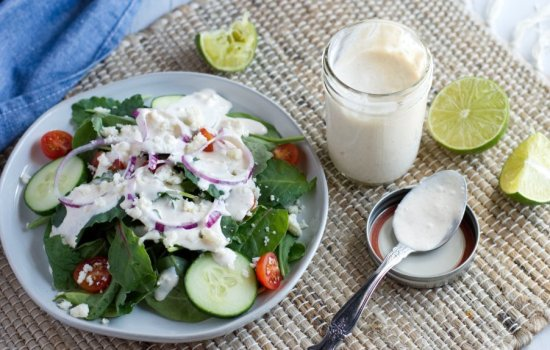 Fiesta Keto Salad Dressing Recipe