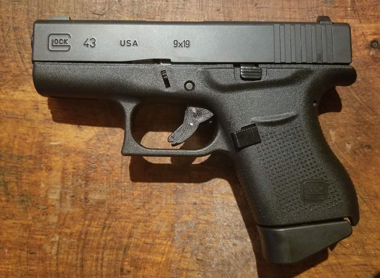 wtt like new glock