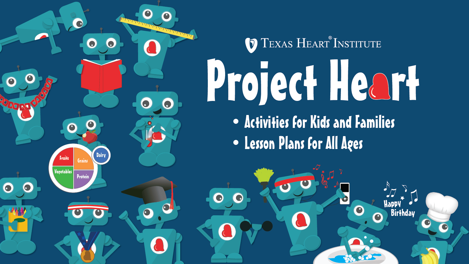 hight resolution of Project Heart   Texas Heart Institute