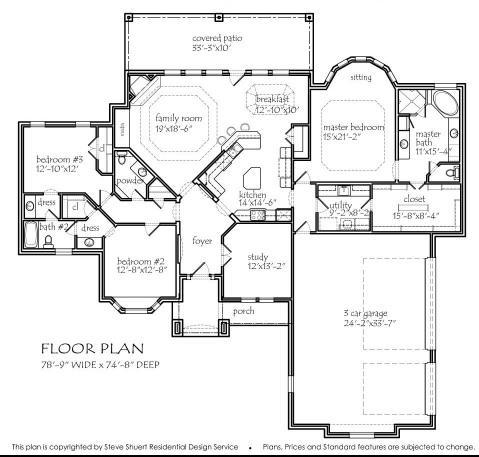 Texas Ranch House Designs  Joy Studio Design Gallery