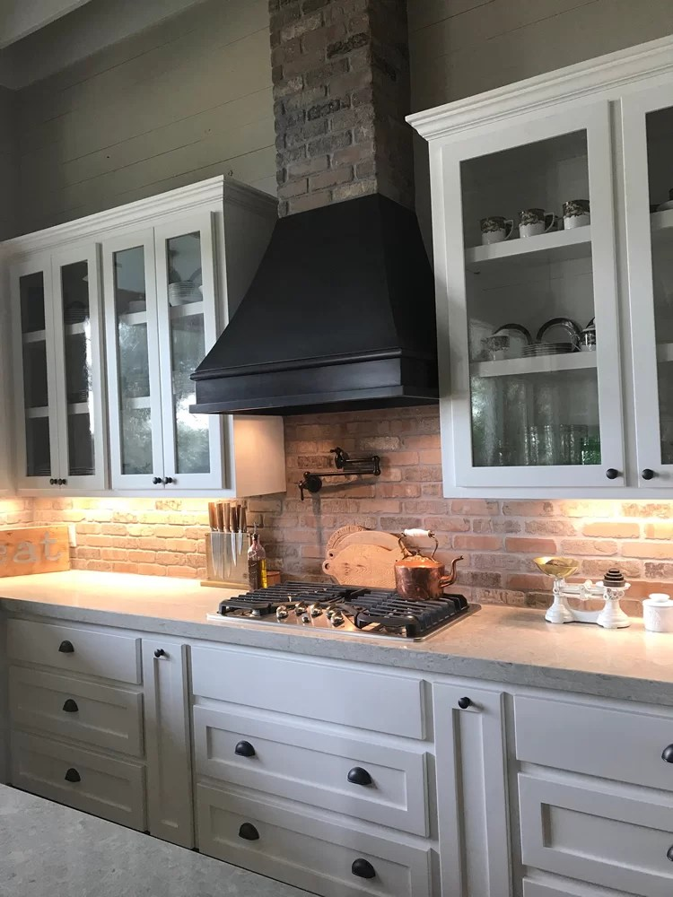 copper pendant light kitchen compact sink range hood for farmhouse | texas lightsmith