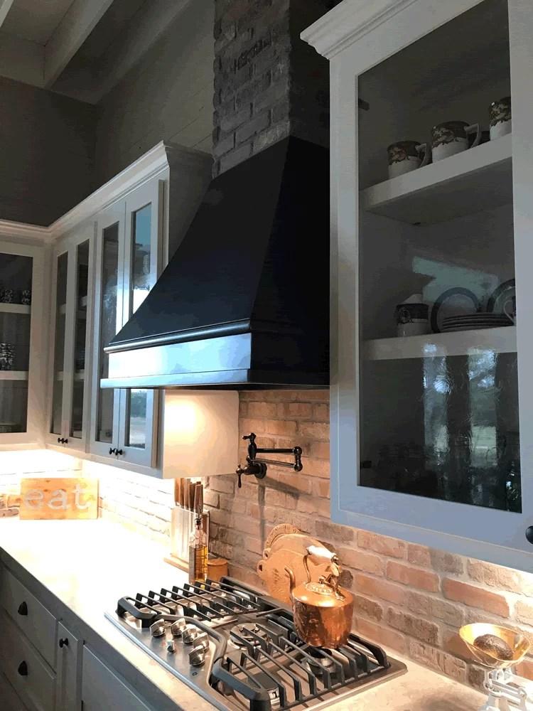 Range Hood For Farmhouse Kitchen Texas Lightsmith