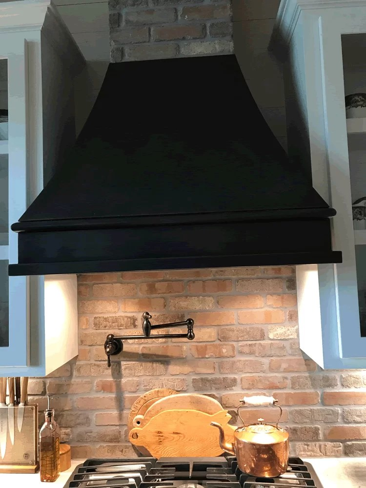 pendant kitchen lights cabinets knotty alder range hood for farmhouse | texas lightsmith