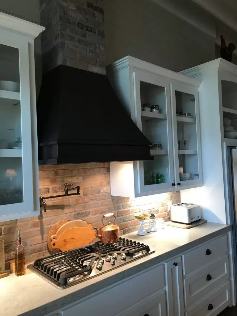 kitchen stoves gas stand alone island onsite photos | texas lightsmith
