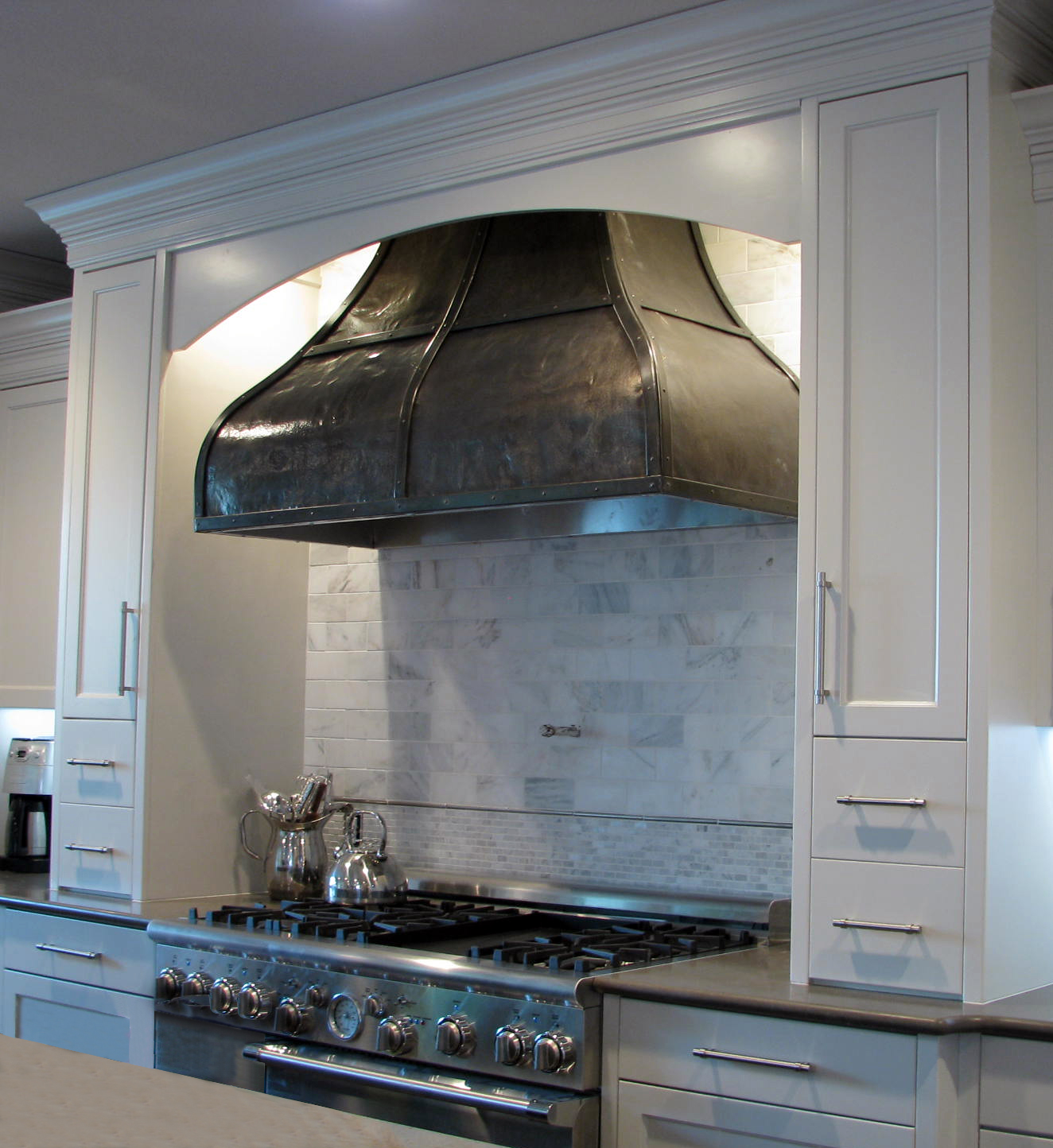 Decorative Range Hoods For Gas Stoves ~ Decorative stove top covers
