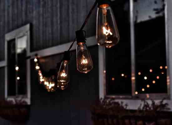 Outdoor Lighting for your Living Space