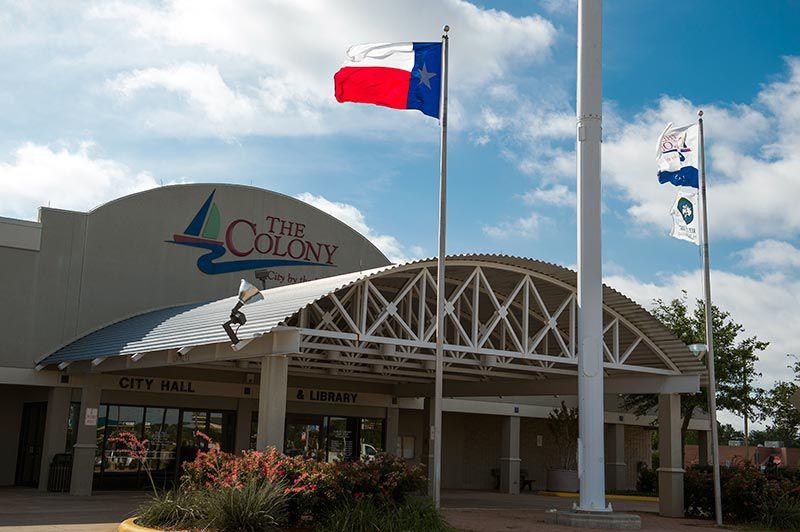 The Colony TX City Hall