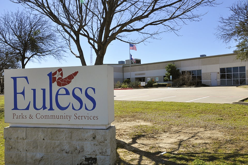 Euless Texas City Hall