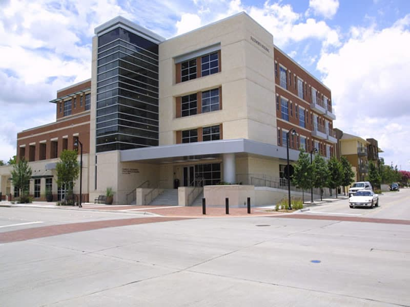 Garland TX City Hall