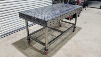 Weld Tables
