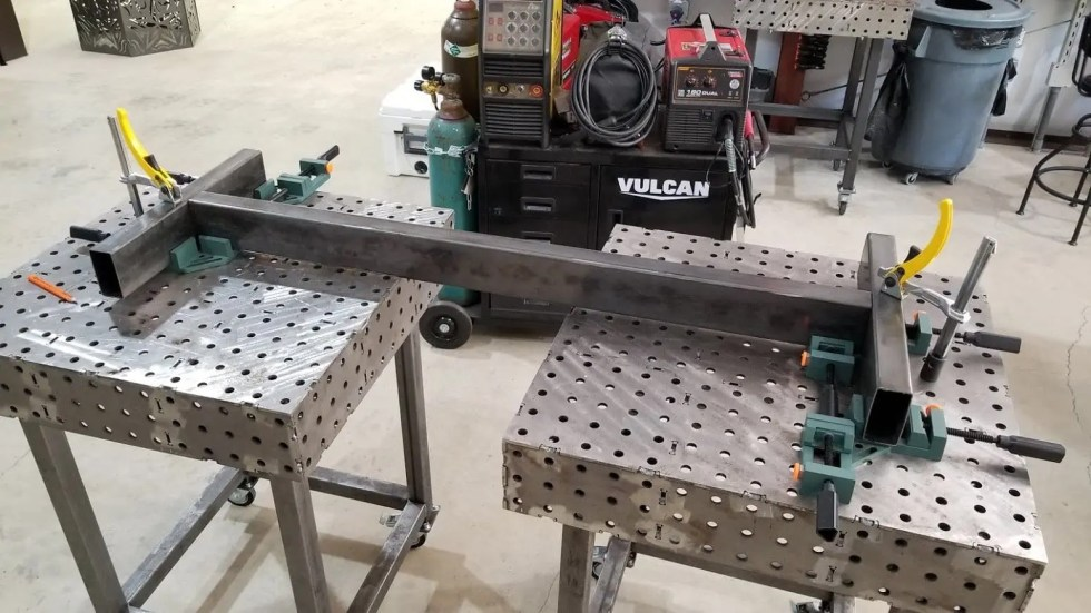 Fabricating a Custom Live Edge Table Support