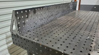 "Welding Table Extensions in 40"" to 100"" Lengths - 100"""