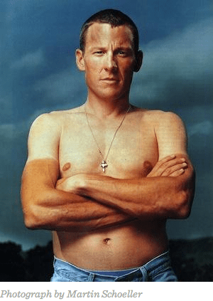 Lance Armstrong Has Something to Get Off His Chest  Texas