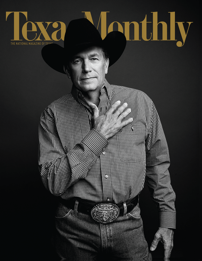 Our George Strait Cover  Texas Monthly