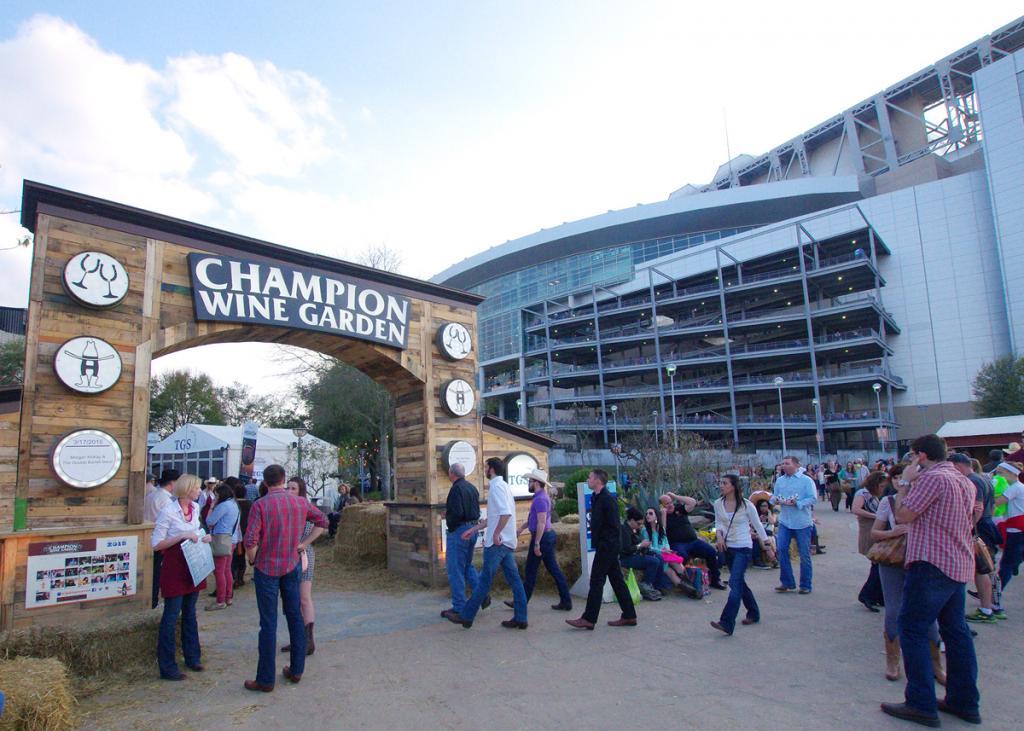 Livestock Rodeo Show Bbq Houston