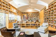 Home Library Built 10 000 Books Texas Monthly