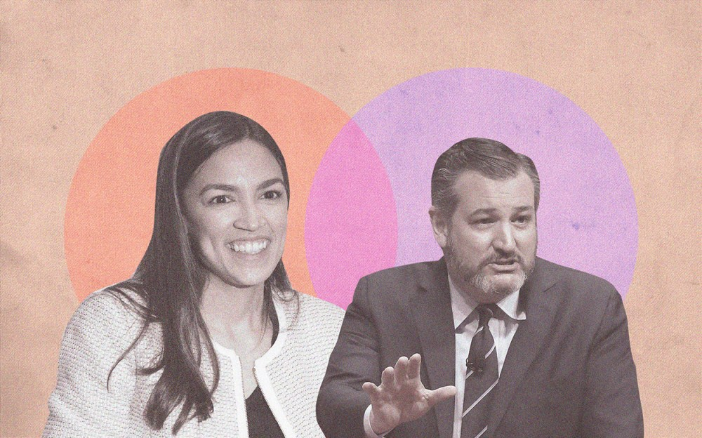 medium resolution of now we know what the venn diagram of ted cruz and alexandria ocasio cortez looks like
