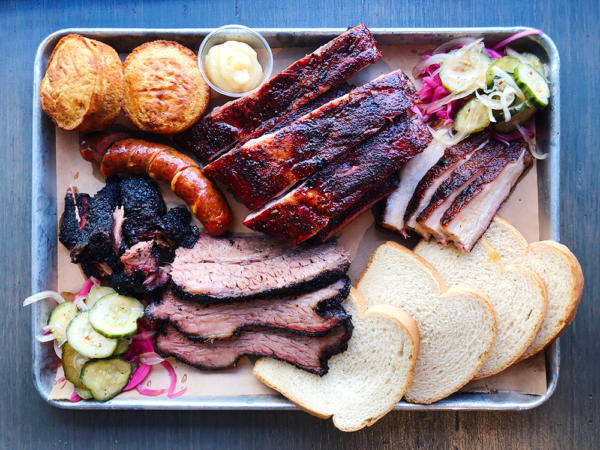 texas style barbecue has