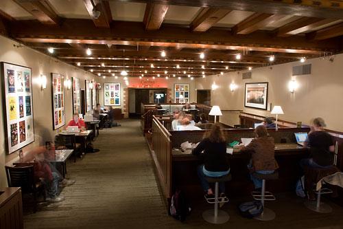Texas Union Cyber Lounge