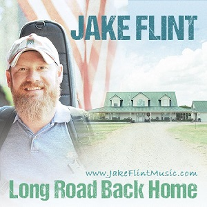 "Jake Flint's new single ""Long Road Back Home"""