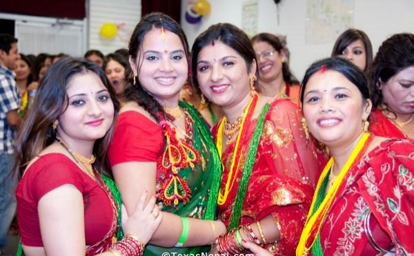 Teej Celebration 2010 by Indreni Cultural Association