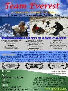 Team-Everest-by-NSA-UNT