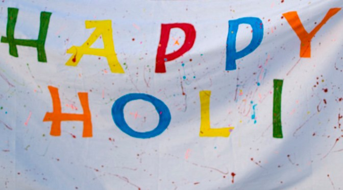 Holi Celebration 2011 by ICA