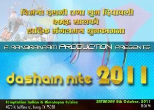 Dashain Nite 2011