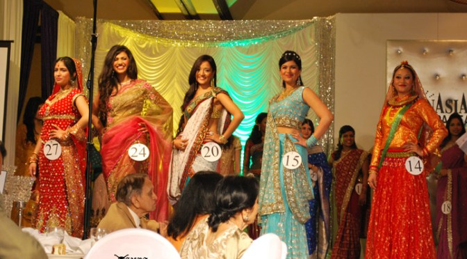 Miss South Asia Texas 2012 Photos