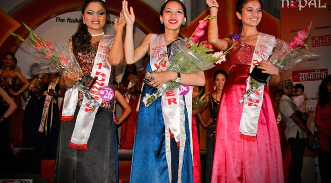 Miss Teen Nepal 2012