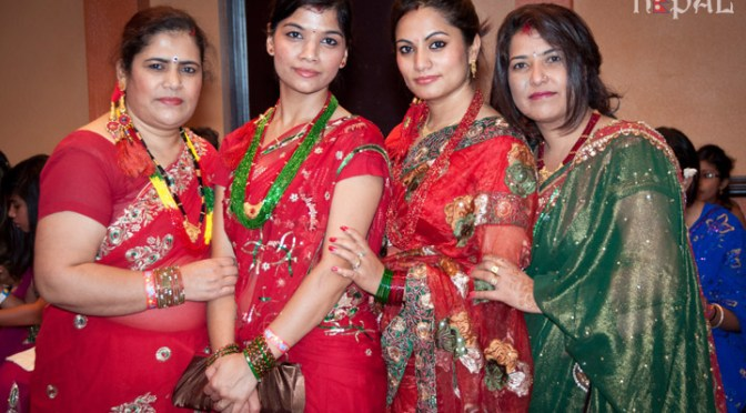 Teej Celebration 2012 in Irving Texas