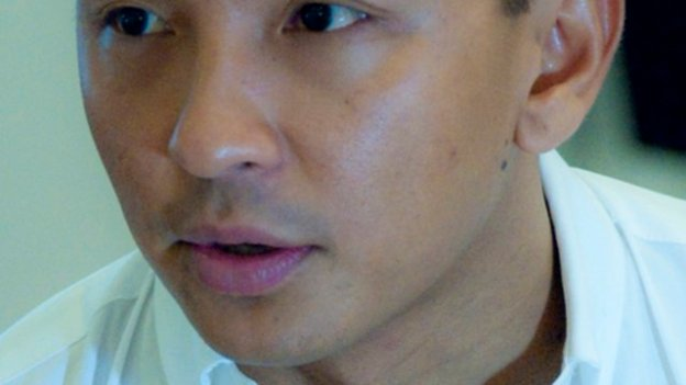Prabal Gurung wins Swarovski Award for Womenswear at the 2011 CFDA Fashion Awards