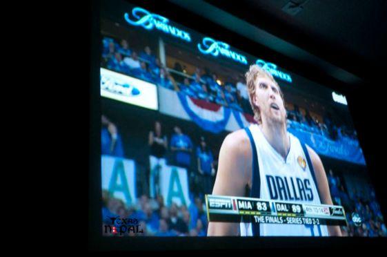 Dallas Mavericks Game Night at Himalayan Aroma